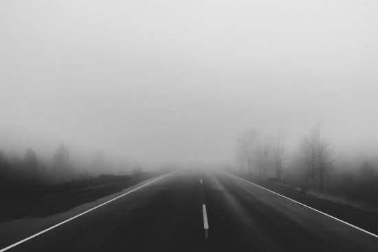 Wandfarbe Ideen grau Nebel