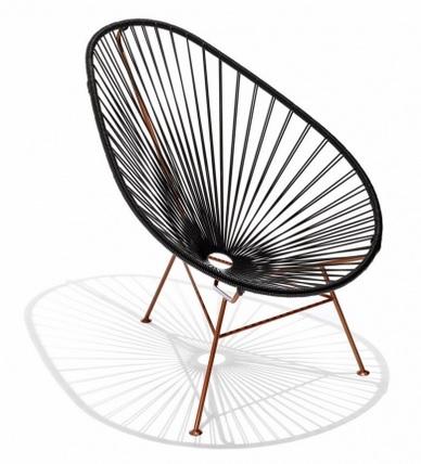Acapulco Stuhl designermöbel aus den 50er jahren der acapulco chair