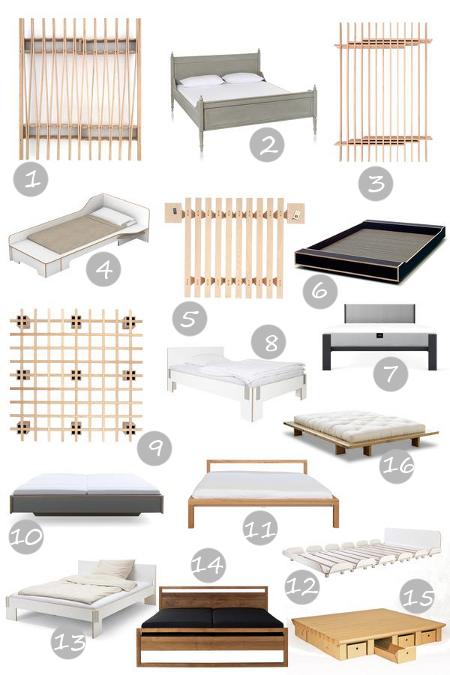 16 moderne Betten, die du unbedingt kennenlernen solltest