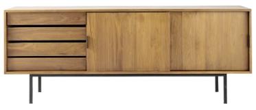 Design Sideboards Im Stil Der 60er Jahre