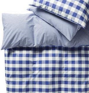 Bettwäsche Mit Klassischen Herrenhemden Mustern