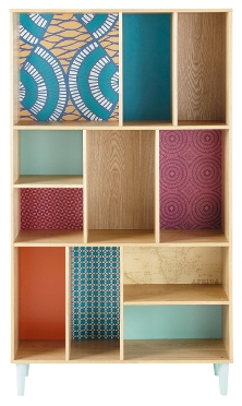 Gut gemocht Mit Papier, Geschenkpapier, Zeitung, Tapete: Möbel bekleben XI88