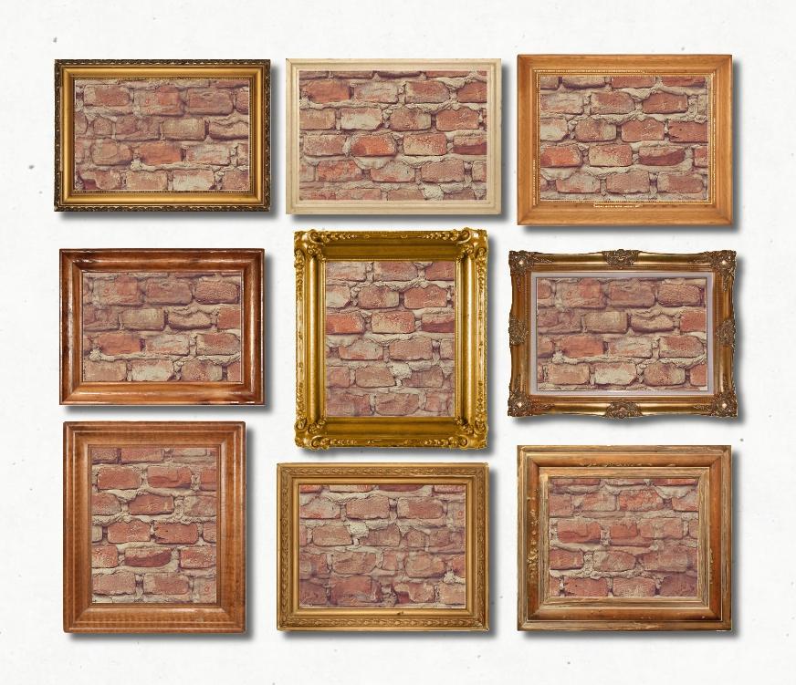 ... Habe Ich Einen Tipp Für Dich: Steh Einfach Dazu, Dass Du Deine Wände  Mit Hilfe Von Tapeten Im Stil Alter Industrieanlagen Loftartig Gestaltest.