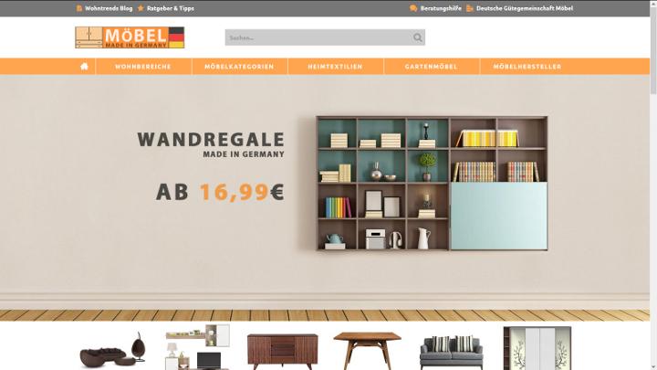 Design Made in Germany deutsche Möbelhersteller hergestellt in deutschland