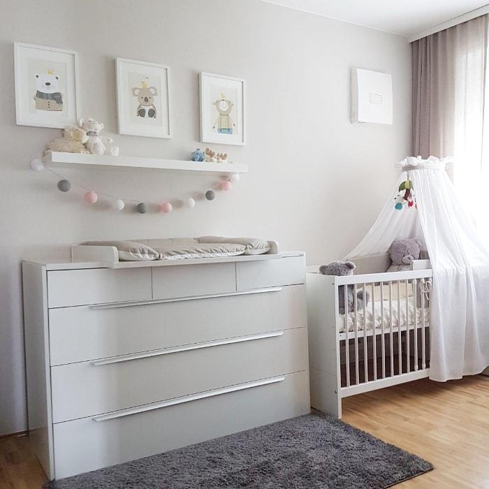 17 Mütter erzählen, wie sie ihr Babyzimmer eingerichtet haben