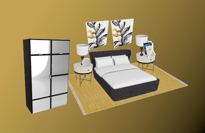 Welche Farbe für Schlafzimmer dunkel