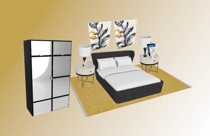 Welche Farbe für Schlafzimmer hell
